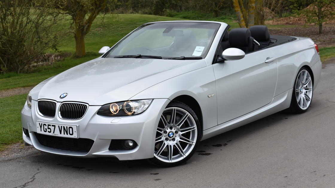 Image for BMW 3 Series 3.0 335i M Sport 2dr
