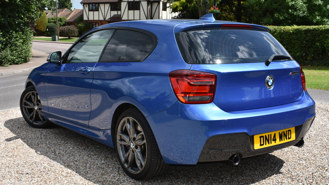 Image for BMW 1 Series 3.0 M135i Sports Hatch (s/s) 3dr