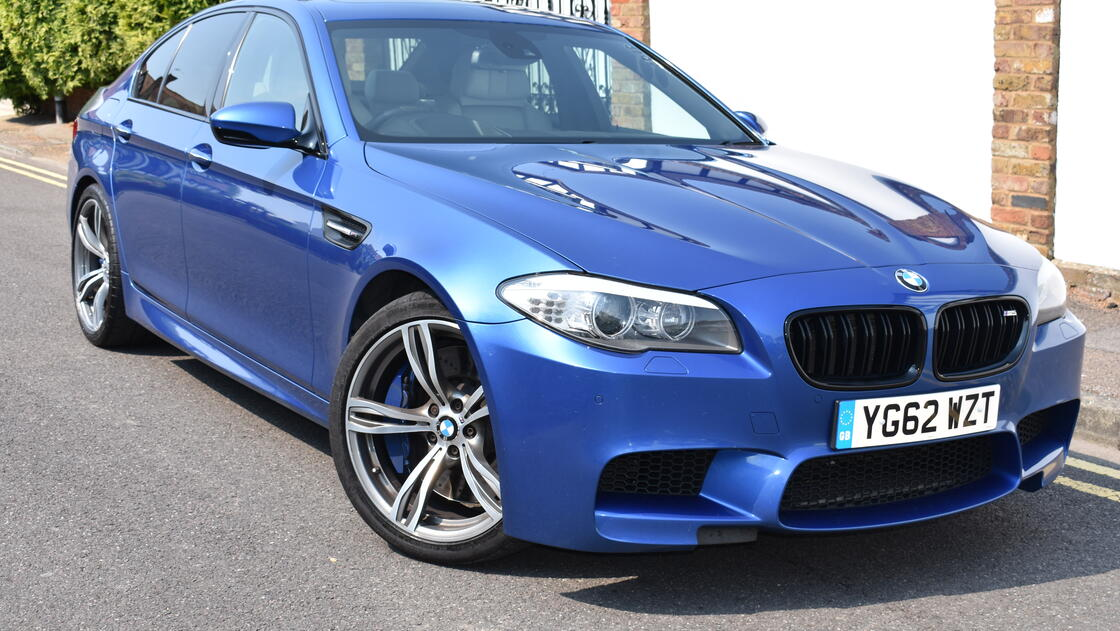 Image for BMW M5 4.4 M DCT