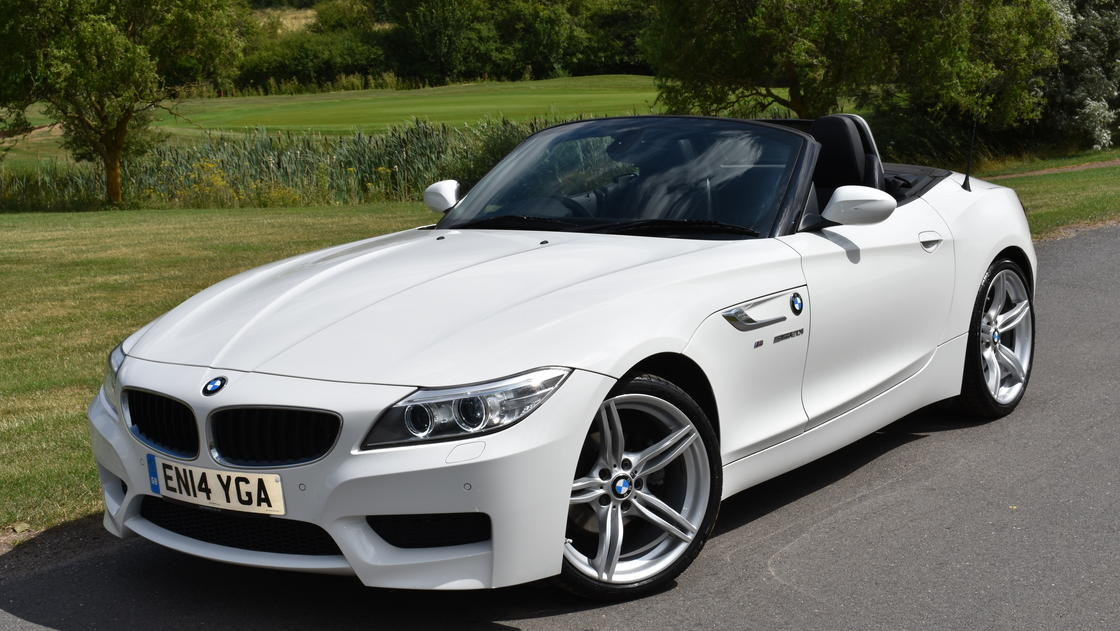 Image for BMW Z4 2.0 20i M Sport sDrive 2dr